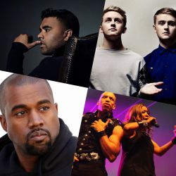 Naughty Boy - Disclosure - Snap - Kanye West (Hip Hop/House)